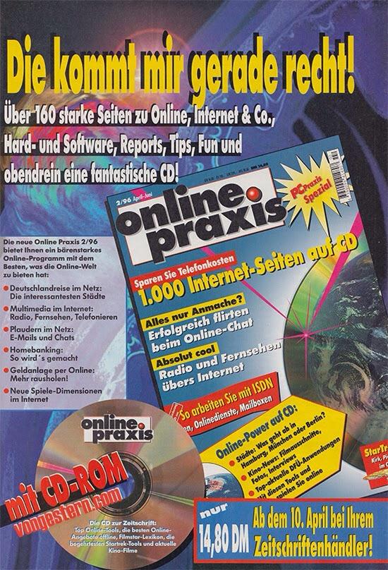 1000InternetSeiten auf CD