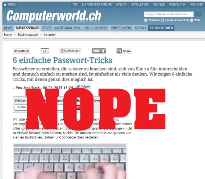 ComputerworldNope
