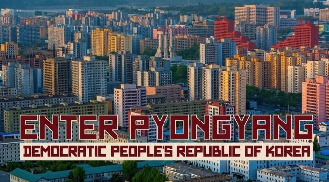 EnterPyongyang